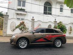 Cần bán lại xe Toyota Venza AT năm sản xuất 2010, màu vàng, xe nhập chính chủ