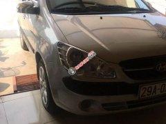 Cần bán xe Hyundai Getz sản xuất năm 2010, màu bạc, nhập khẩu chính hãng