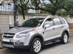 Cần bán Chevrolet Captiva LTZ năm sản xuất 2011, màu bạc số tự động, giá tốt