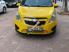 Bán Chevrolet Spark Van 1.0 AT đời 2011, màu vàng, nhập khẩu