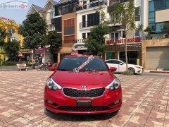Cần bán xe Kia K3 đời 2014, màu đỏ số tự động, giá 490tr xe còn mới
