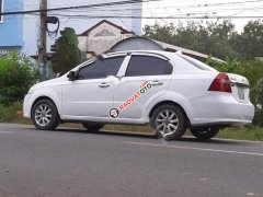 Bán Daewoo Gentra SX 1.5 MT 2008, màu trắng, xe gia đình