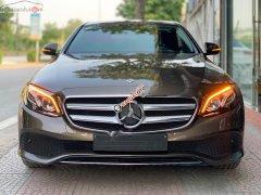 Cần bán Mercedes E250 đời 2017, màu nâu