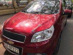 Cần bán lại xe Chevrolet Aveo đời 2016, màu đỏ số tự động xe còn mới nguyên