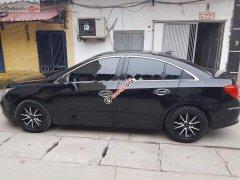 Bán ô tô Chevrolet Cruze LT 1.6 MT 2016, màu đen, giá 369tr