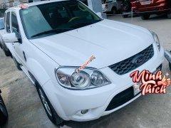 Cần bán gấp xe cũ Ford Escape XLS 2.3L 4x2 AT đời 2013, màu trắng