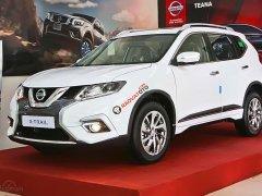 Cần bán xe Nissan X-Trail 2.5 SV Luxury năm 2019, màu trắng, giá tốt được đến 90 triệu + gói phụ kiện hấp dẫn