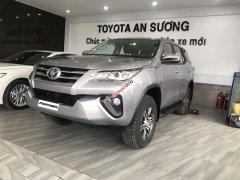 Trả trước chỉ 250 triệu, nhận ngay chiếc xe Toyota Fortuner 2.8 AT 4x4 2019, màu bạc