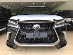 Bán xe Lexus LX 570 Super Sport 2020, màu đen, xe nhập Trung Đông