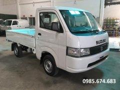 Bán xe ô tô tải Suzuki 8 tạ New Carry Pro 2021, thùng siêu bền đẹp giá siêu tốt