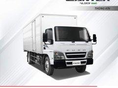 Fuso Canter 4.99 tải trọng 1.990 và 2.100, xe chất khỏi bàn