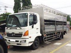 Xe tải Hino 2020 6.5 tấn chở gia súc