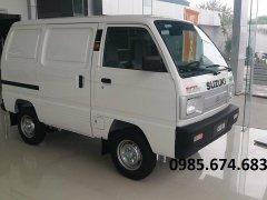 Suzuki Việt Anh bán xe tải van, xe Su cóc đi được trong ngõ nhỏ giá rẻ