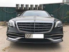 Bán Mercedes S450 Maybach Siêu Mới 99,999% xe lăn bánh hơn 8000Km