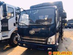 Xe tải FAW 7.3 tấn thùng 6m3 - động cơ Hyundai ga cơ