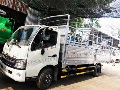 Xe tải Hino 2020 3.49 tấn thùng mui bạt 5.2m