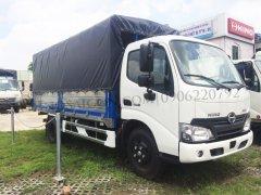 Xe tải Hino 2020 1.9 tấn thùng mui bạt 4.5m