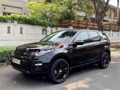 Cần bán gấp LandRover Discovery Sport HSE đời 2015, màu đen, xe nhập