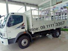 Fuso Canter 140 thùng dài khuyến mại hot trong tháng