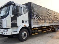 Xe FAW 8 tấn, thùng dài 9m7, xe tải chở bao bì giấy..., Nhập khẩu chính hãng