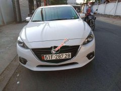 Cần bán lại xe Mazda MX 3 2015, màu trắng chính chủ, giá tốt