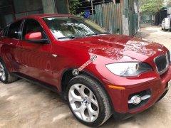 Cần bán gấp BMW X6 năm sản xuất 2011, màu đỏ, nhập khẩu