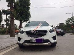 Bán Mazda CX 5 2.0 sản xuất năm 2015, màu trắng, nhập khẩu