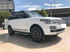 Cần bán gấp LandRover Range rover HSE 2015, màu trắng, nhập khẩu