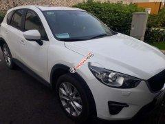 Cần bán Mazda CX 5 năm sản xuất 2015, màu trắng, nhập khẩu chính chủ, 670tr