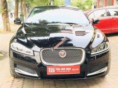 Bán Jaguar XF sản xuất 2015, màu đen, nhập khẩu