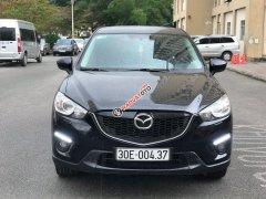 Cần bán lại xe Mazda CX 5 sản xuất năm 2015, màu đen