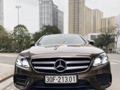 Bán Mercedes E300 năm 2017, màu nâu, nhập khẩu nguyên chiếc