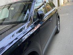 Bán lại Audi Q7 sản xuất 2016, màu đen, nhập khẩu