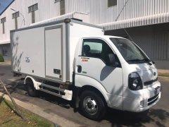Bán xe tải KIA 2.49 tấn thùng bảo ôn, đời 2020 giá tốt tại Bà Rịa - Vũng Tàu