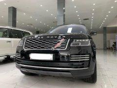 Việt Auto Luxury cần bán xe LandRover Range Rover LWB P400E sản xuất năm 2019, màu đen