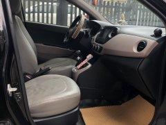 Tư nhân cần bán Hyundai Grand i10 sản xuất 2016, màu đen, xe nhập