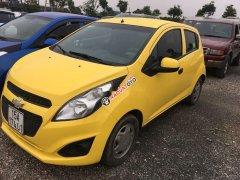 Bán Chevrolet Spark đời 2015, màu vàng, số sàn, giá chỉ 169 triệu