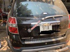 Cần bán Chevrolet Captiva 2006, màu đen, nhập khẩu, số sàn
