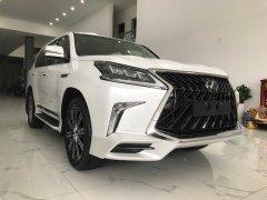 Cần bán xe Lexus LX 570 Super sport 2020, màu trắng, nhập khẩu