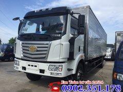 Cần bán xe tải Faw 8 tấn thùng 9m7 giá rẻ