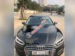 Cần bán xe Audi A5 sản xuất năm 2017, màu đen