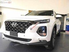 Bán xe Hyundai Santa Fe 2020, màu trắng