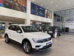 Volkwagen Tiguan SUV 7 chỗ, xe nhập khẩu, giảm trực tiếp tiền mặt lên đến 207 triệu