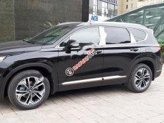 Bán ô tô Hyundai Santa Fe đời 2020, màu đen