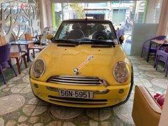 Cần bán lại xe Mini Cooper AT đời 2006, màu vàng, nhập khẩu