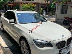 Bán BMW 7 Series sản xuất năm 2009, màu trắng, xe nhập số tự động
