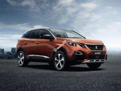Trả trước 20% - Rinh ngay chiếc xế Peugeot 3008 đời 2020, màu cam