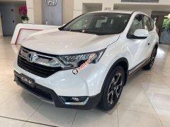 Bán Honda CR V sản xuất 2020, màu trắng, nhập khẩu nguyên chiếc, giá tốt