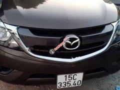 Bán Mazda BT 50 năm 2019, màu xám, nhập khẩu