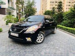 Bán xe Nissan Sunny sản xuất 2016, màu đen, giá tốt